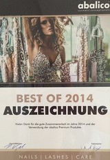 Nagelstudio NAGELNEU BEST OF 2014
